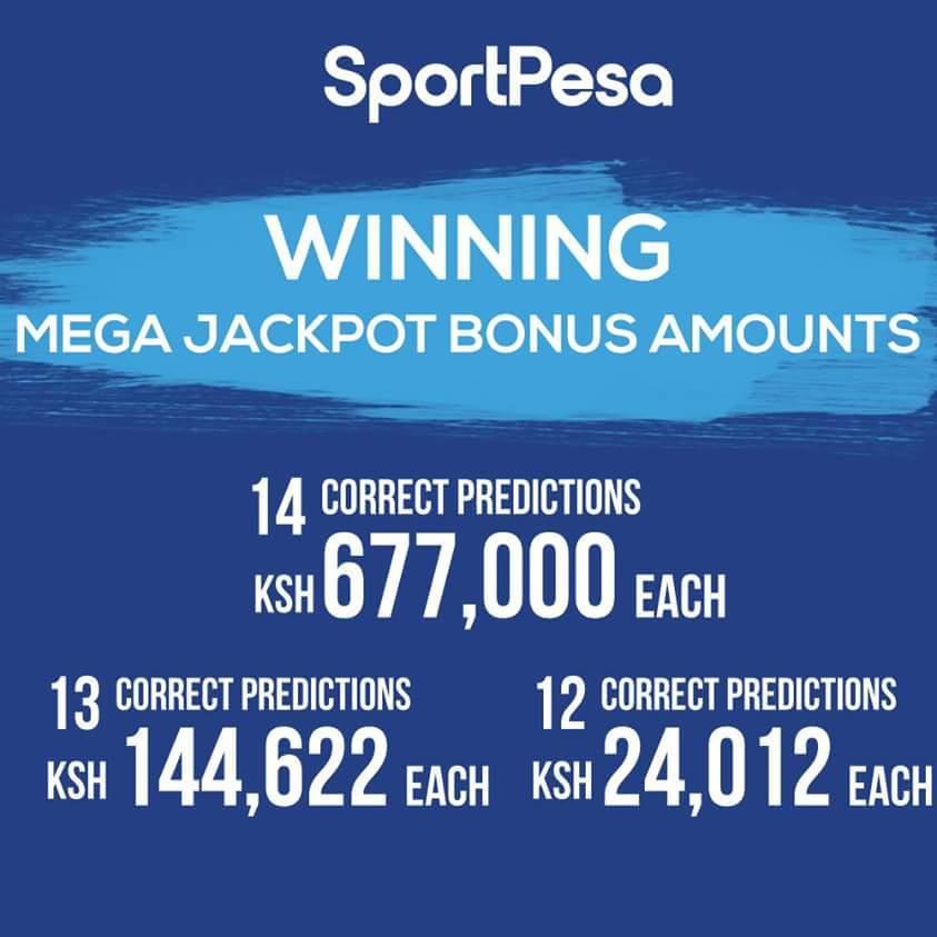 Mega Jackpot Prediction » Betwise